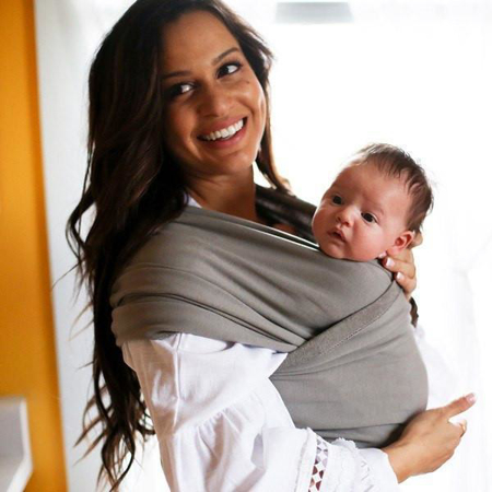 Picture of Boba® Boba Wrap Carrier - Grey