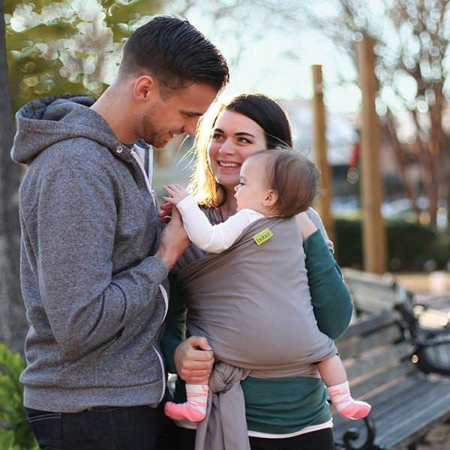 Picture of Boba® Boba Wrap Carrier Grey