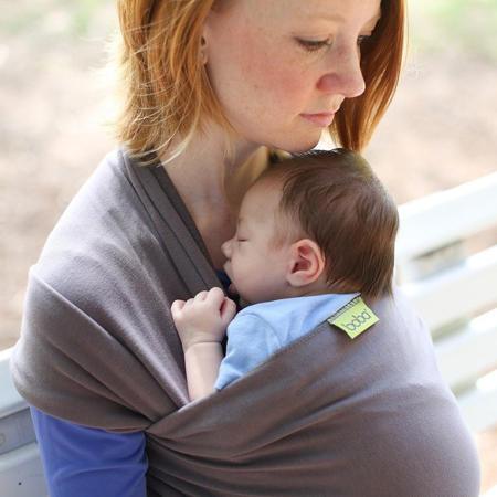 Picture of Boba® Boba Wrap Carrier - Dark Grey