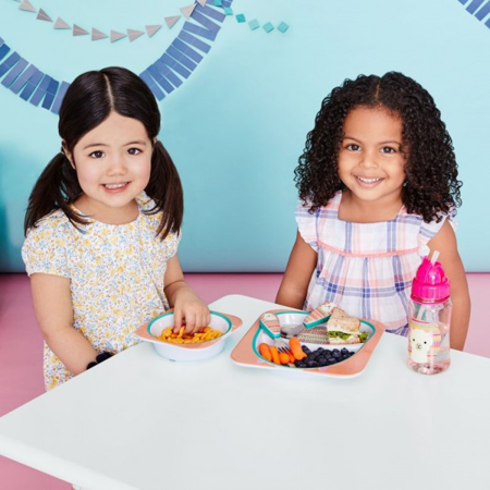 Skip Hop® Otroški jedilni pribor Lama