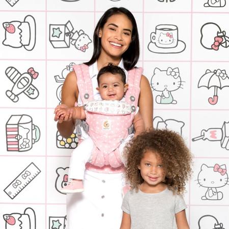Immagine di Ergobaby® Marsupio portabebè Omni 360 Hello Kitty