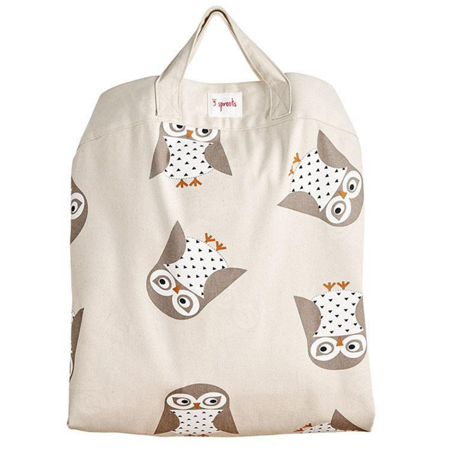 Picture of 3Sprouts® Play Mat Bag Owl