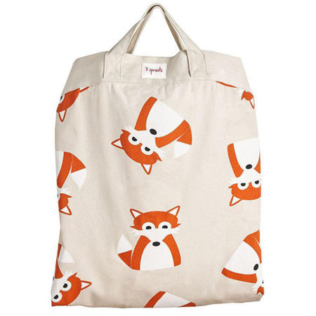 Picture of 3Sprouts Play Mat Bag - Fox