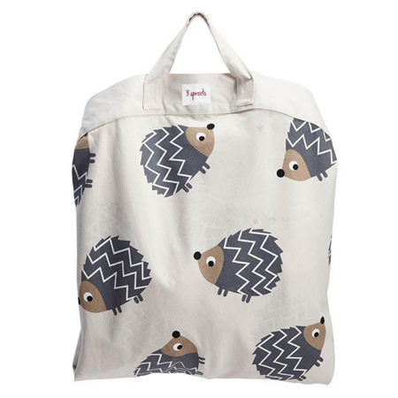 Picture of 3Sprouts Play Mat Bag - Hedgehog