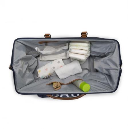 Childhome®  Previjalna torba Mommy Bag Black Gold