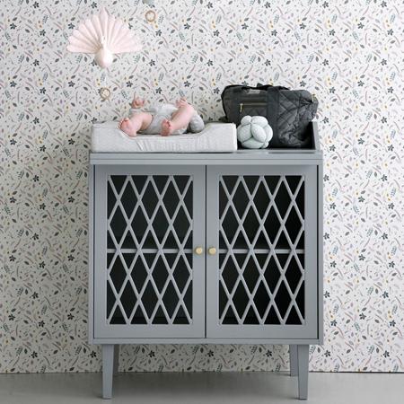 Slika CamCam® Previjalna miza Grey