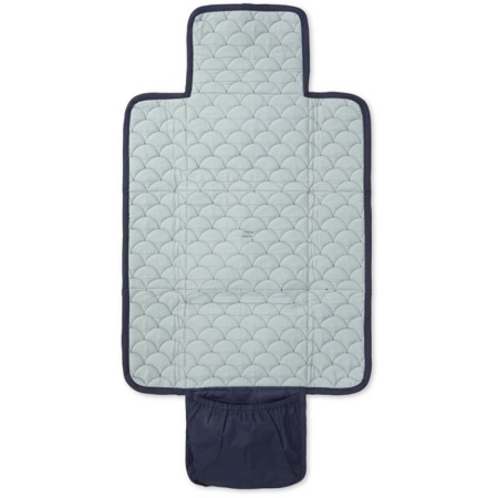 Picture of CamCam® Quilted Changing Mat Navy