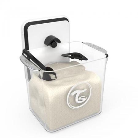 Twistshake® Posoda za shranjevanje 1700ml White