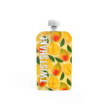 Picture of Twistshake 8x Refillable Squeeze Bag 100ml