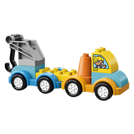 Slika Lego® Duplo Moj prvi vlečni tovornjak
