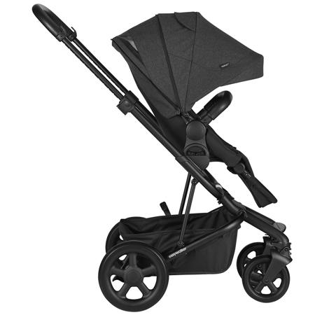 Easywalker® Otroški voziček Harvey2 Night Black
