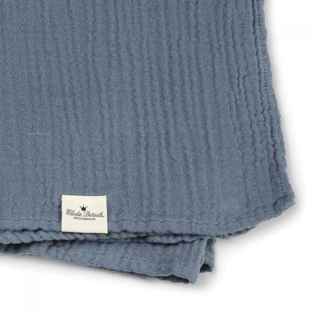 Slika Elodie Details® Muslin odejica Tender Blue 80x80
