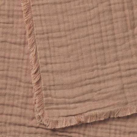Elodie Details® Mehka bombažna odejica Faded Rose