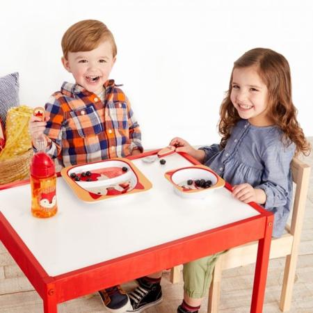 Skip Hop® Otroški jedilni pribor Lisička