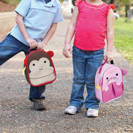 Slika Skip Hop® Torba za malico Opica