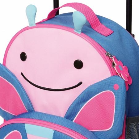 Slika Skip Hop® Otroški kovček Metuljček
