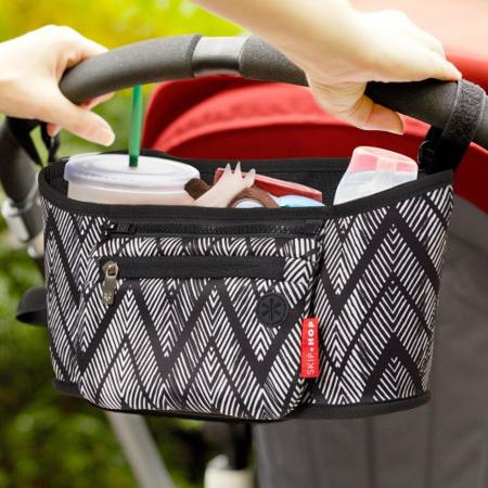 Slika Skip Hop® Organizator za voziček Zig Zag Zebra