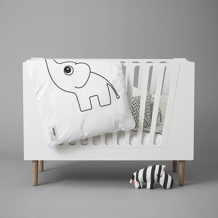 Slika Done by Deer® Otroška posteljica 120x60