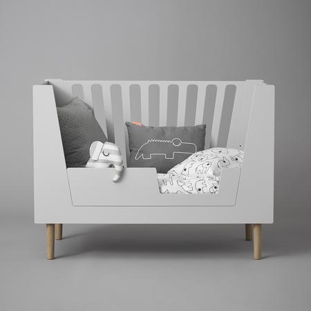 Done by Deer® Otroška posteljica 120x60