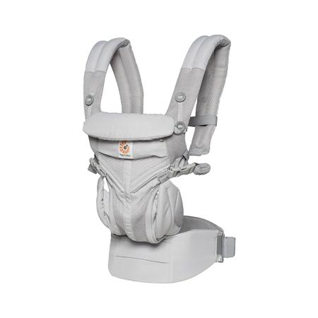 Ergobaby® Nosilka Omni 360 Cool Air Mesh Pearl Grey
