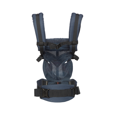 Picture of Ergobaby® Omni 360 Cool Air Mesh Baby Carrier All-In-One - Midnight Blue