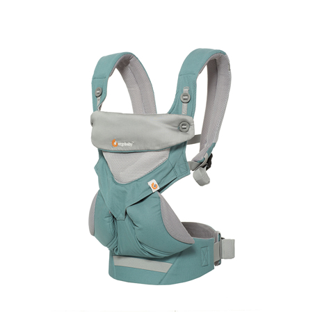 Slika Ergobaby® Nosilka 360 Cool Air Performance Icy Mint