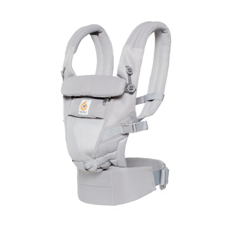 Slika Ergobaby® Nosilka Adapt Cool Air Mesh Pearl Grey