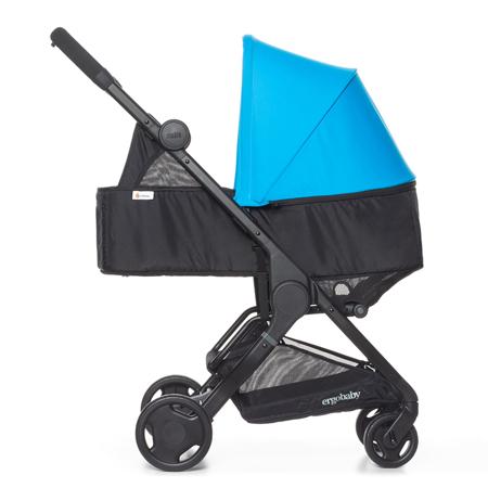 Ergobaby® Metro Newborn Kit košara za novorojenčka Blue
