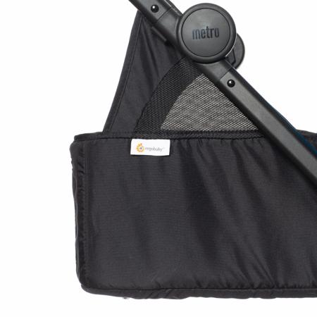 Immagine di Ergobaby® Metro Newborn Kit košara za novorojenčka Black