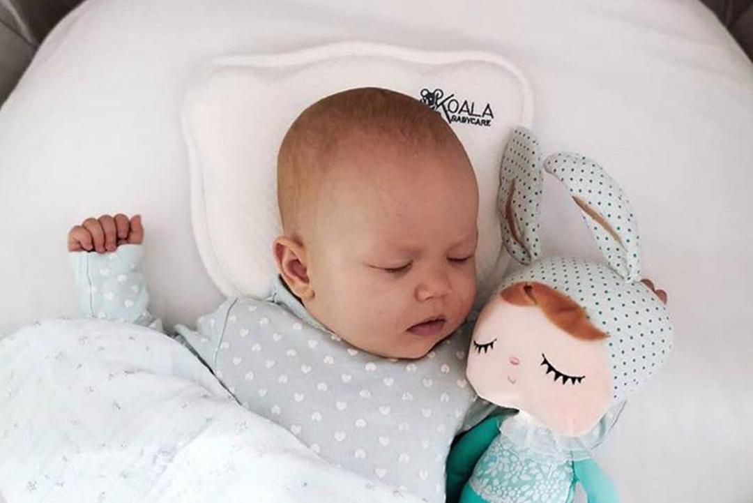 Vzglavnik za novorojenčke Koala Babycare