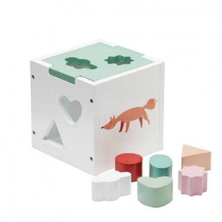 Immagine di Kids Concept® Gioco con le forme in legno Edvin