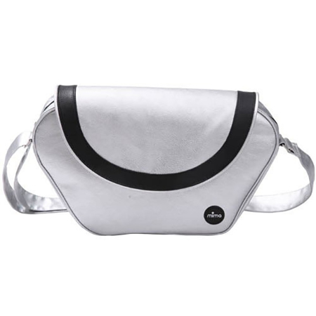 Picture of Mima® Trendy Changing Bag Argento Grey