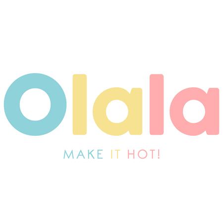 Immagine di Olala® Asciugamano rotondo UniGirl