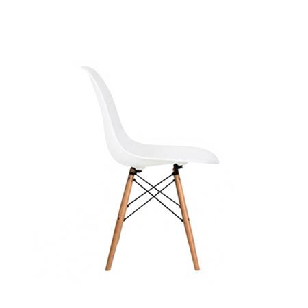 Slika EM Furniture Eiffel Otroški stolček Blue