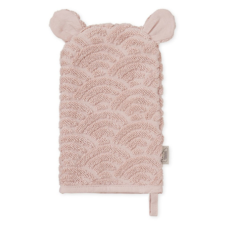 Picture of CamCam® Wash Glove Blossom Pink