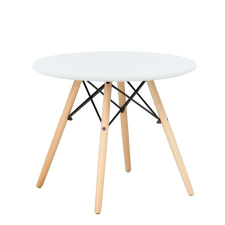 Slika EM Furniture Otroška mizica White