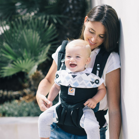 Picture of Ergobaby® 360 Baby Carrier All Carry Positions Triple Triangles