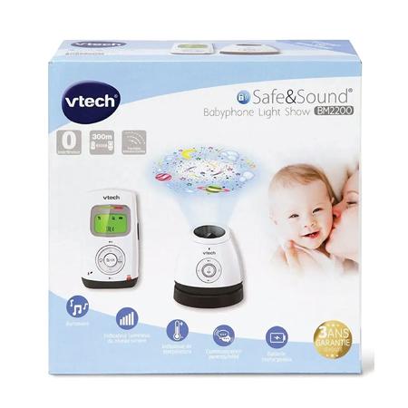 Immagine di Vtech® Video Baby Monitor con proiettore BM2200