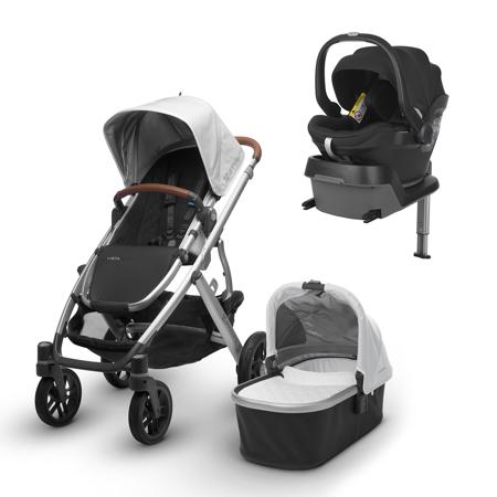 Slika UPPAbaby® Otroški voziček Vista 2018 Komplet LOIC 4v1