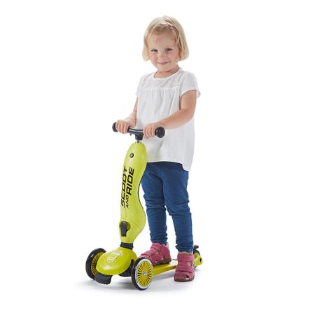 Scoot & Ride® Otroški poganjalec in skiro Highwaykick 1 Forest