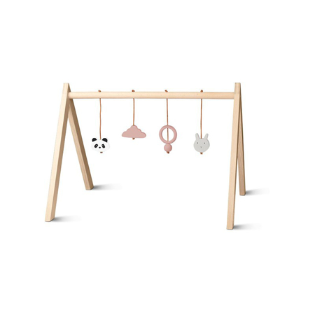 Picture of Liewood® Wooden Play Gym - Pink