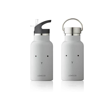 Picture of Liewood® Water Bottle - Rabbit Dumbo Grey