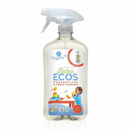 ECOS® Naravno čistilo za otroške igrače