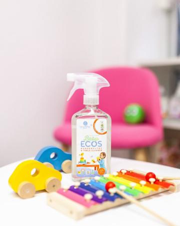 Slika ECOS® Naravno čistilo za otroške igrače