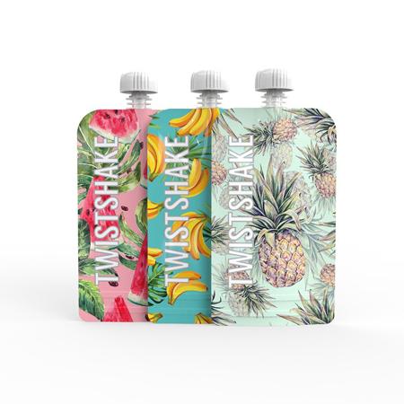 Twistshake® Squeeze vrečke 3x220ml