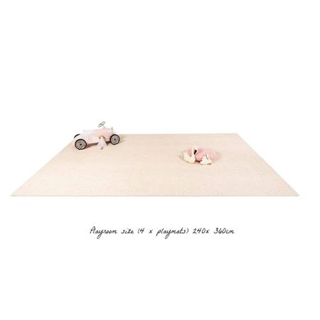 Immagine di Toddlekind® Tappeto gioco Persian Blossom