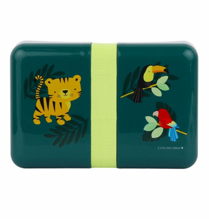 Picture of A Little Lovely Company® Lunch Box Jungle Tiger