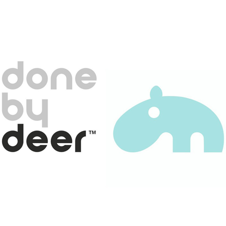 Done by Deer® Glasbena slončica Elphee
