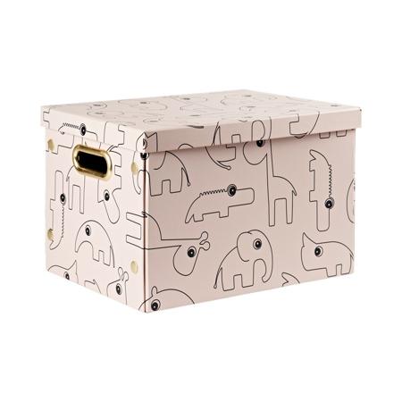 Done by Deer® Zložljiva škatla za shranjevanje Contour Powder