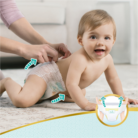 Picture of Pampers® Pants Diapers Premium Care Size 3 (6-11kg ) 48 Pcs.